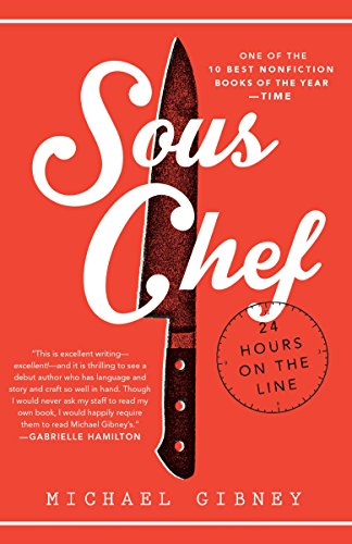 9780804177894: Sous Chef: 24 Hours on the Line