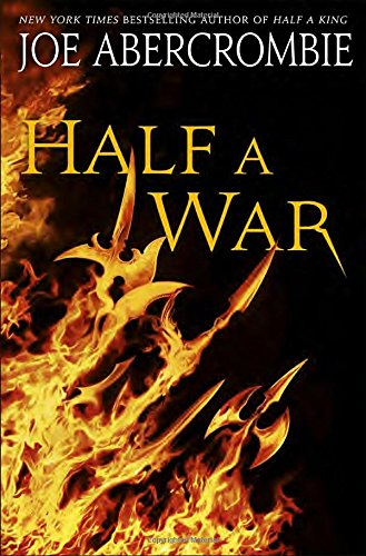 9780804178457: Half a War (Shattered Sea)