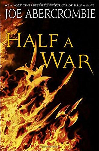 9780804178457: Half a War (Shattered Sea)