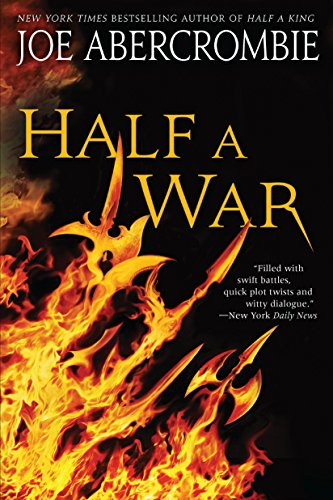 9780804178464: Half a War (Shattered Sea)