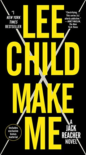 9780804178792: Make Me (with bonus short story Small Wars): A Jack Reacher Novel