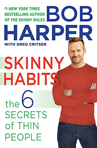 9780804178907: Skinny Habits: The 6 Secrets of Thin People (Skinny Rules)