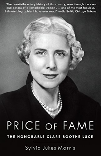9780804179706: Price of Fame: The Honorable Clare Boothe Luce