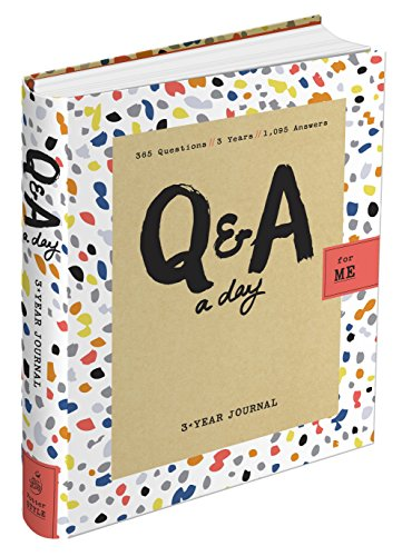 9780804186643: Q & A A Day For Me (Journal for Teens)