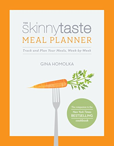 9780804188432: The Skinnytaste Meal Planner: Track and Plan Your Meals, Week-By-Week