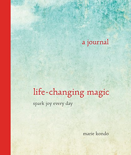 Life-Changing Magic: A Journal�- Spark Joy Every: Marie Kondo