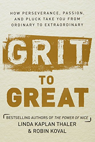 9780804189309: Grit to Great (Lead Title)