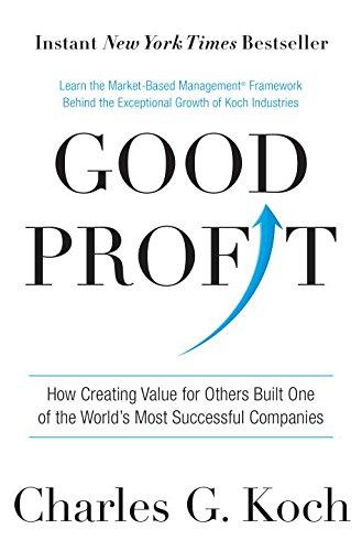 9780804189323: Good Profit