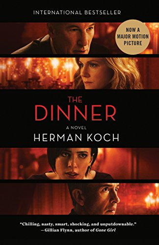 9780804190091: The Dinner (Movie Tie-In Edition): A Novel