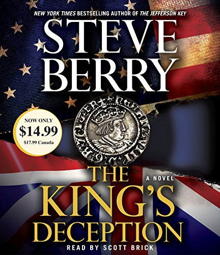 9780804191821: The King's Deception: A Novel (Cotton Malone)