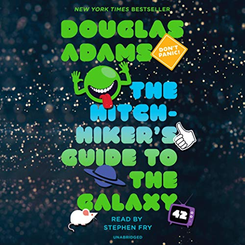 9780804191852: The Hitchhiker's Guide to the Galaxy
