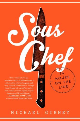 9780804192095: Sous Chef: 24 Hours on the Line