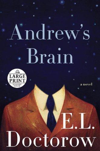 9780804194488: Andrew's Brain: A Novel (Random House Large Print)