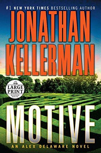 9780804194570: Motive: An Alex Delaware Novel (Random House Large Print)