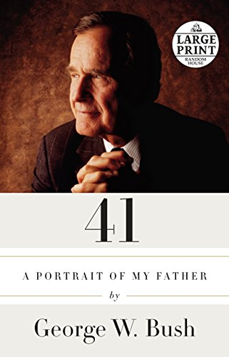 9780804194716: 41: A Portrait of My Father (Random House Large Print)
