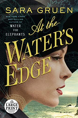 9780804194815: At the Water's Edge: A Novel (Random House Large Print)
