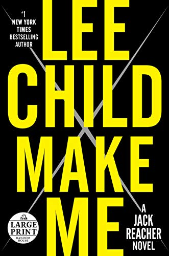 9780804194860: Make Me: A Jack Reacher Novel (Random House Large Print)