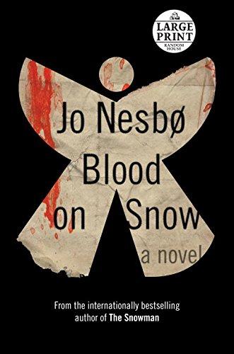 9780804194884: Blood on Snow (Random House Large Print)
