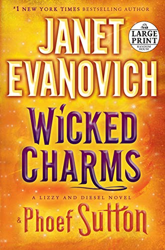 9780804194990: Wicked Charms: A Lizzy and Diesel Novel (Lizzy & Diesel)