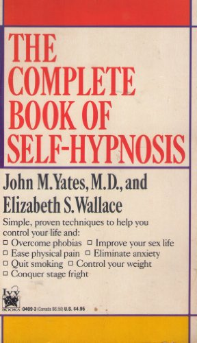 9780804198172: Complete Book of Self Hypnosis