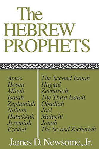 a personal view on the hebrews prophets isaiah and amos Isaiah's prophecies have much in common with those of the other great prophets of the same period, amos,  like amos, isaiah appears  egypt with a view to a.