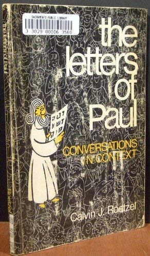 9780804202084: The letters of Paul: Conversations in context