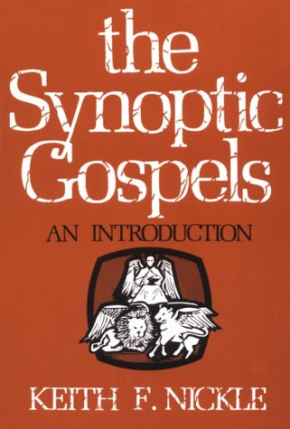 9780804204224: The Synoptic Gospels: Conflict and Consensus