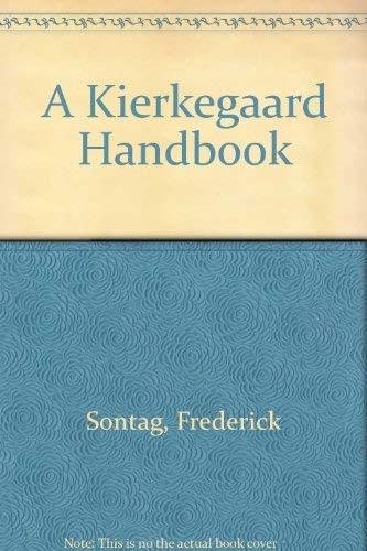 9780804206549: A Kierkegaard Handbook