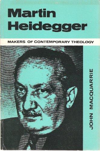 9780804206594: Martin Heidegger