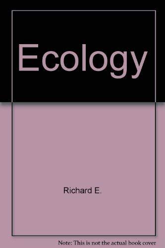 Ecology: crisis and new vision: Sherrell, Richard E. (Editor)