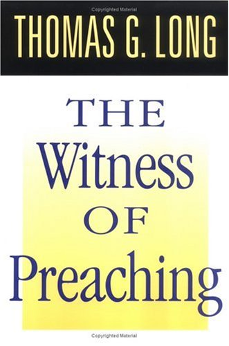 9780804215718: Witness of Preaching