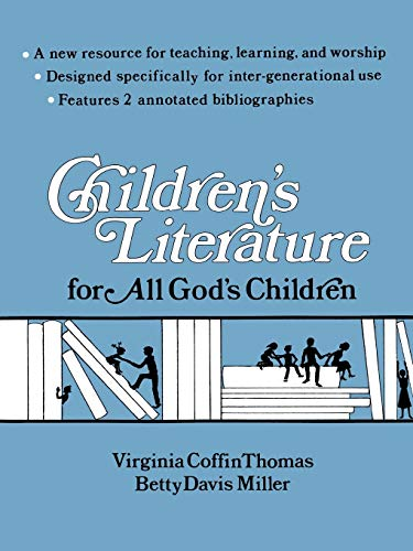 9780804216906: Children's Literature for All God's Children