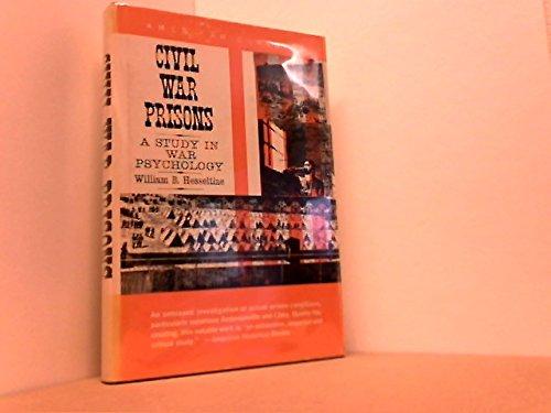 9780804413824: Civil War Prisons: A Study in War Psychology