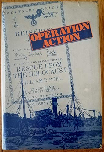 9780804417259: Operation Action: Rescue From the Holocaust