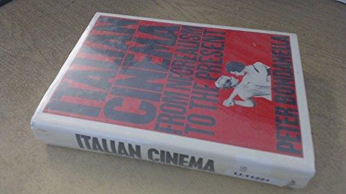 9780804420648: Italian Cinema: From Neorealism to the Present