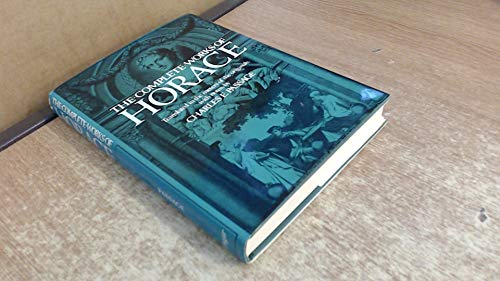 9780804424042: Complete Works of Horace (Quintus Horatius Flaccus) (English and Latin Edition)