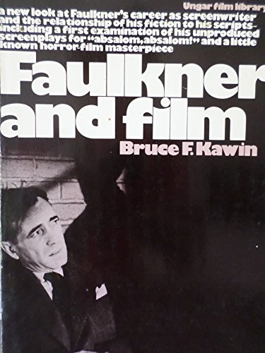 9780804424547: Faulkner and Film (Ungar film library)