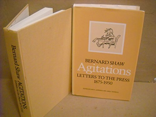 9780804424936: Agitations: Letters to the Press, 1875-1950