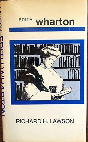 9780804424967: Edith Wharton (Modern Literature Monographs)