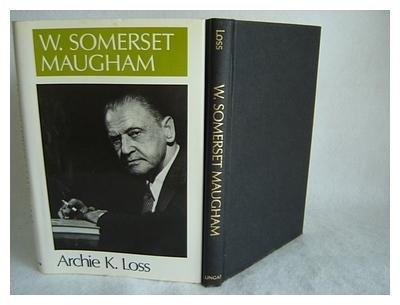 W.Somerset Maugham (Literature & Life S.): Archie K. Loss