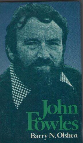 9780804426657: John Fowles (Modern literature monographs)