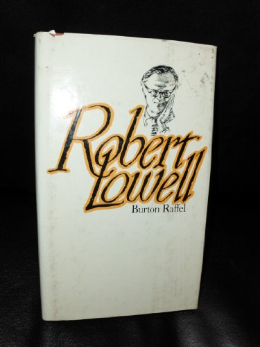 9780804427074: Robert Lowell (Modern literature series)