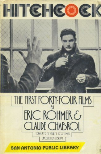 Hitchcock The First Forty Films: Eric Rohmer and
