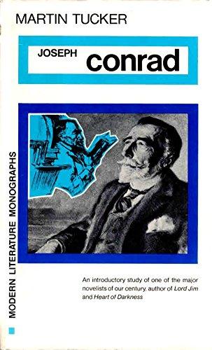 9780804429283: Joseph Conrad (Modern literature monographs)