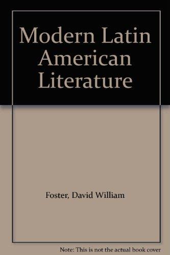 9780804431422: Modern Latin American Literature: M-Z v. 2
