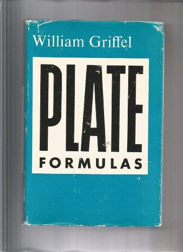 Plate formulas: Griffel, William