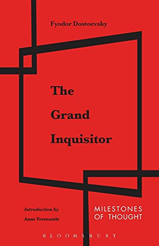 9780804461252: The Grand Inquisitor (Milestones of Thought)