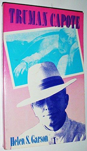 9780804461726: Truman Capote