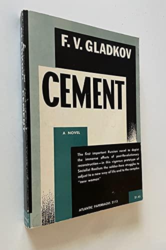 9780804461788: Cement a Novel