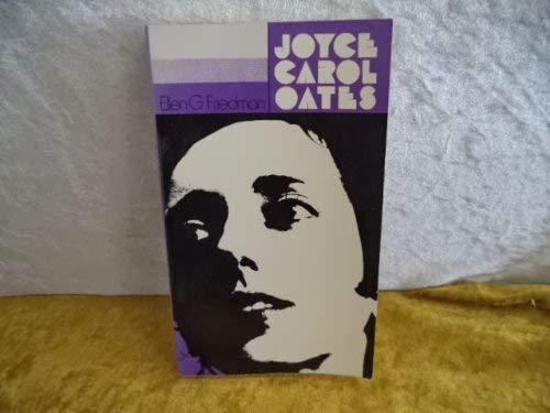 9780804461832: Joyce Carol Oates (Literature and Life Series)